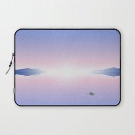 Midnight Sun Laptop Sleeve