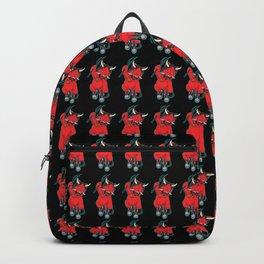 Karma Assassins:  Lucky Oni Cat Backpack