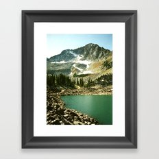 Wasatch Wandering Framed Art Print