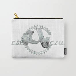 Vespa Club Manchester UK Carry-All Pouch