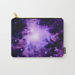 Orion nebUla. : Purple Galaxy Carry-All Pouch