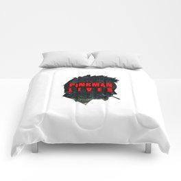 Pinkman Lives Comforters