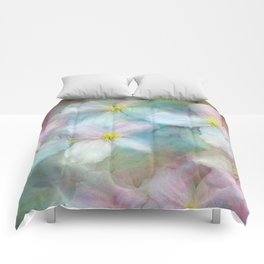 Clematis commotion Comforters