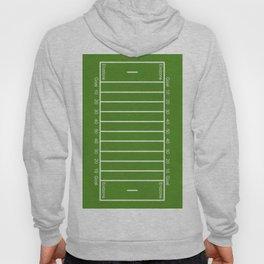 Football Field design Hoody