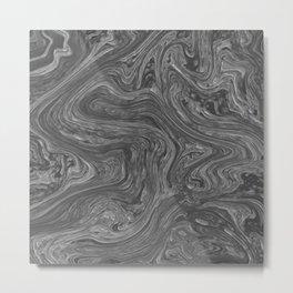 TAMPER/IGNORE_BACK_BY_AGAVOID Metal Print