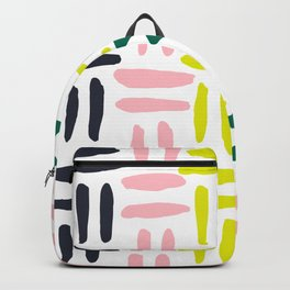 Spring Hatches No 02 (square) Backpack