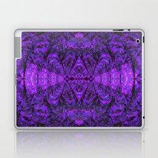 Violet Void Laptop & iPad Skin