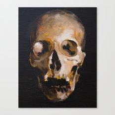 skull 9 Canvas Print