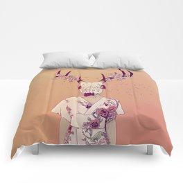 Sakura Lady Comforters