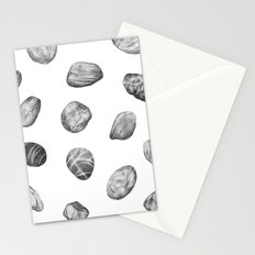 Stones drawing Stationery Cards