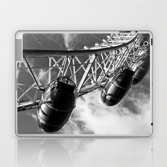 The London Eye Laptop & iPad Skin