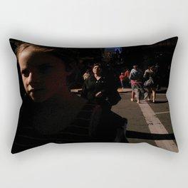 Damien from The Omen Rectangular Pillow