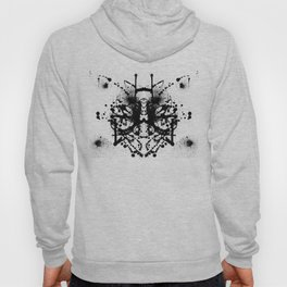 Rorschach's Wishes Hoody
