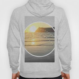 Port Erin - circle graphic Hoody