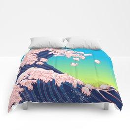 Piglets Waves Comforters