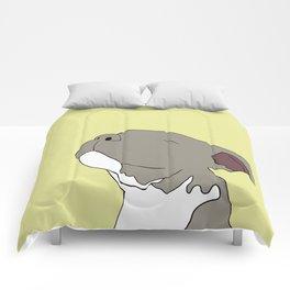 Sunny The Pitbull Puppy Comforters