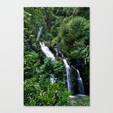 Hello Waterfalls Canvas Print