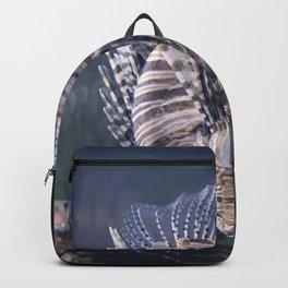 sea fish Backpack