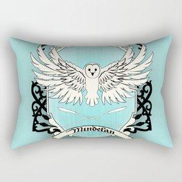 Mindelan Crest Rectangular Pillow