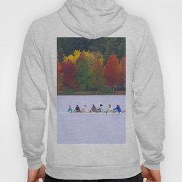 Autumn Row Hoody