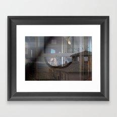 Until Framed Art Print