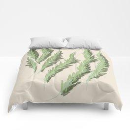 Evergreen Heart Comforters