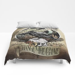 Crooked Kingdom - Change The Game Comforters