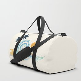 Minimalistic Summer II Duffle Bag