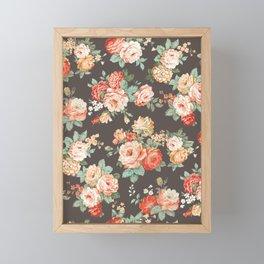 elise shabby chic Framed Mini Art Print