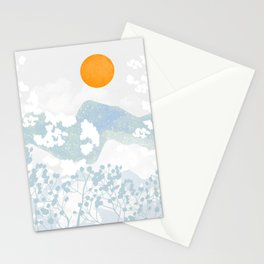 Mellow I Stationery Cards