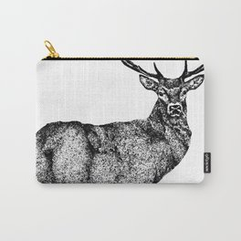 A Lone Stag Carry-All Pouch