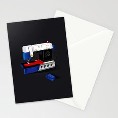 Ma-Singer Stationery Cards