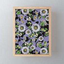 Daisy Daisy Floral II Framed Mini Art Print