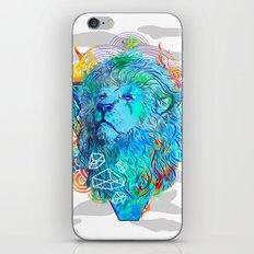 Fire Lion iPhone & iPod Skin