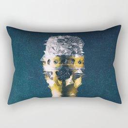 Mic Check Rectangular Pillow