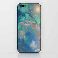 Out There iPhone & iPod Skin