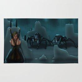 Arachnophobia Rug