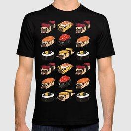 Sushi Pug T-shirt