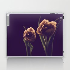 Dark Tulips I Laptop & iPad Skin