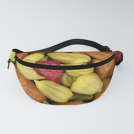 Hot Peppers Fanny Pack