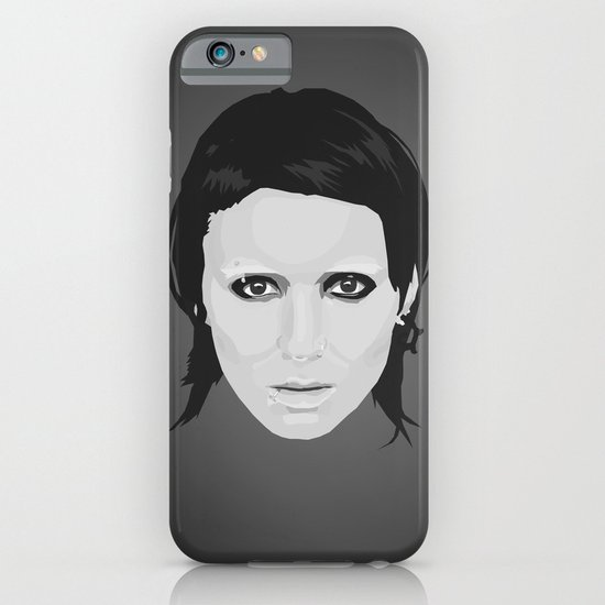 Lisbeth and Mikael / The Girl with the Dragon Tattoo iPhone & iPod Case