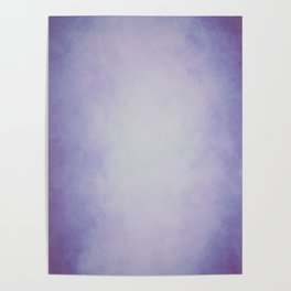 Lilac Mist Poster