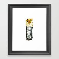 kebab Framed Art Print