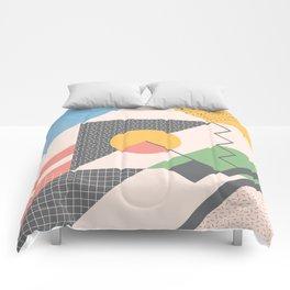 RETROMETRIA CREAM  Comforters