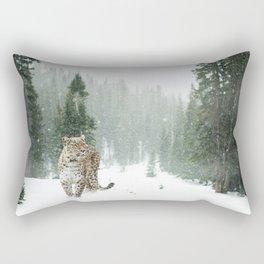 Leopard persian Rectangular Pillow