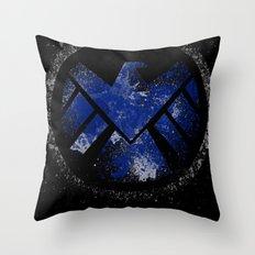 Avengers - SHIELD Throw Pillow