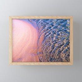 Sea magic Framed Mini Art Print