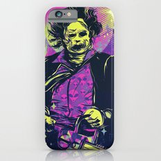 Neon Horror: Leatherface iPhone 6 Slim Case