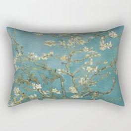 Almond Blossom - Vincent Van Gogh Rectangular Pillow