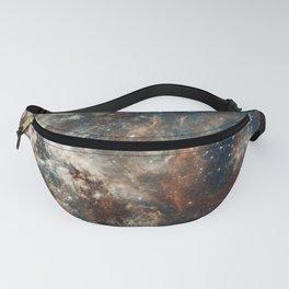 Space Art - Hubble Telescope - Nebula Fanny Pack